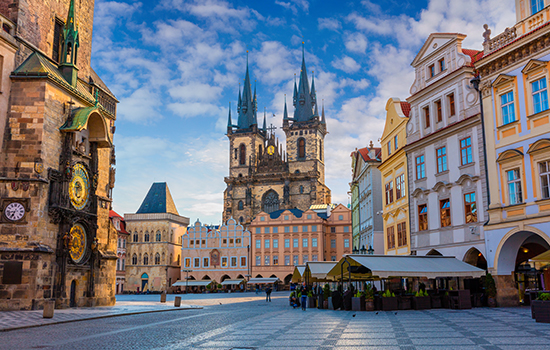 Praga 2020 - City Break (hotel 4*)