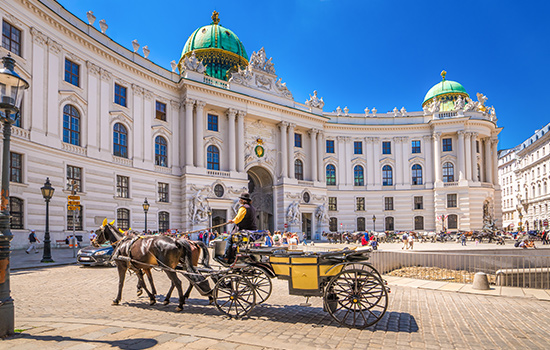 Viena 2020 - City Break (hotel 4*)