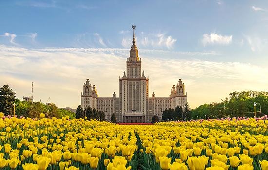 Rusia 2021 - Primavara