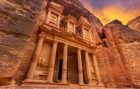 Iordania 2021 - Circuit Si Minisejur La Marea Rosie