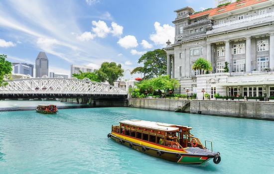Singapore Si Malaezia - Revelion 2021