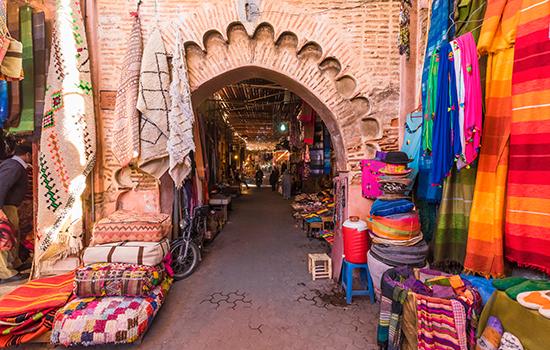 Maroc - Revelion 2021