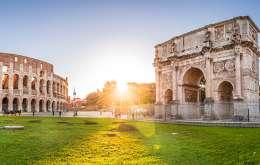 Roma - Revelion 2021