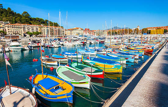Coasta De Azur - Revelion 2021