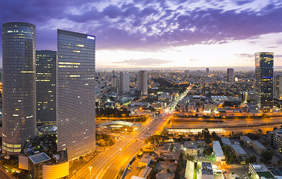 Israel - Revelion 2021