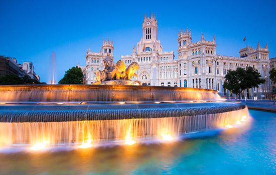 Madrid - Revelion 2021