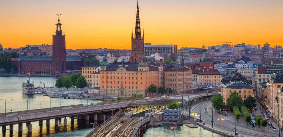 Stockholm 2020 - Toamna In Capitala Suediei