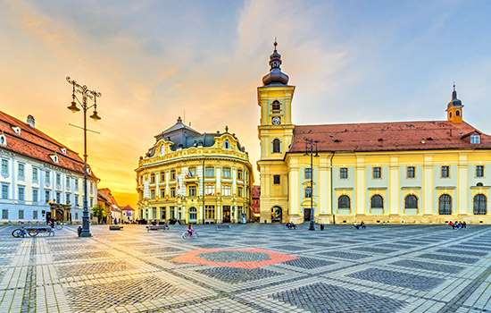ORASE ROMANIA <br> CITY BREAK