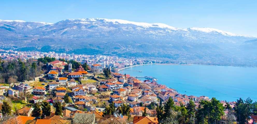 Ohrid - Macedonia De Nord - Revelion 2021