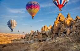Turcia 2020 / 2021 - Cappadocia