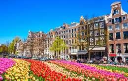 Amsterdam 2021 - Orasul Lalelelor, Muzeelor Si Al Distractiei