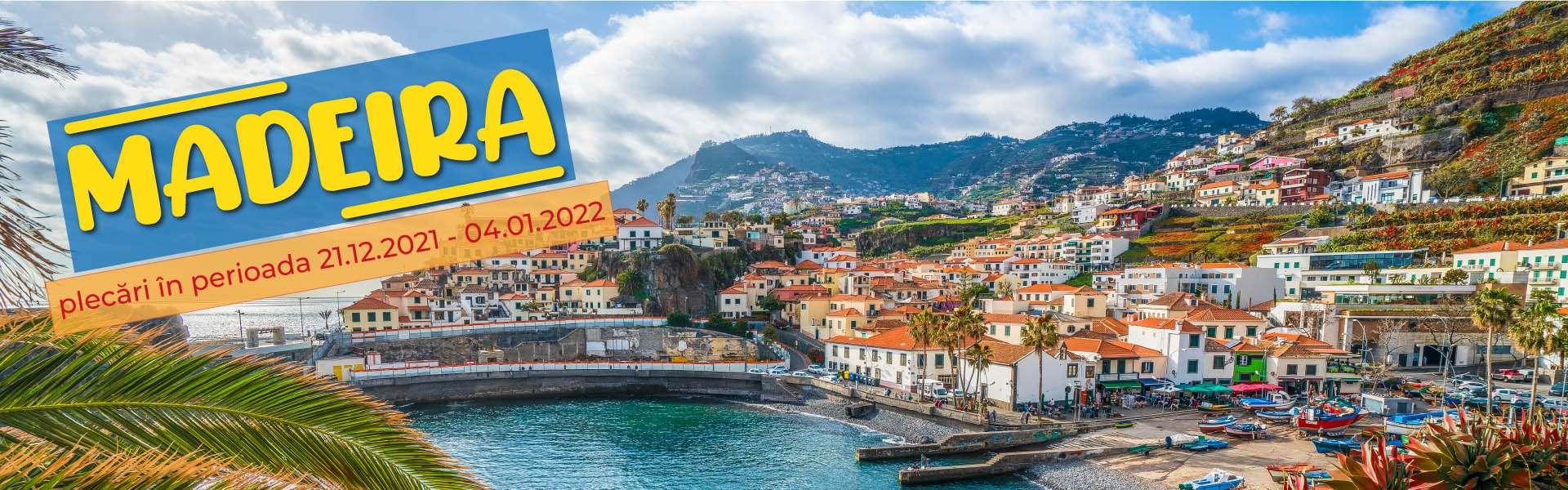 Madeira exotic 2021