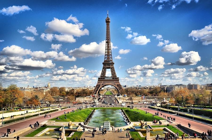 Paris 2021 - Orasul Luminii