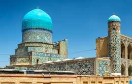 Uzbekistan 2021 - Tara Domurilor Albastre