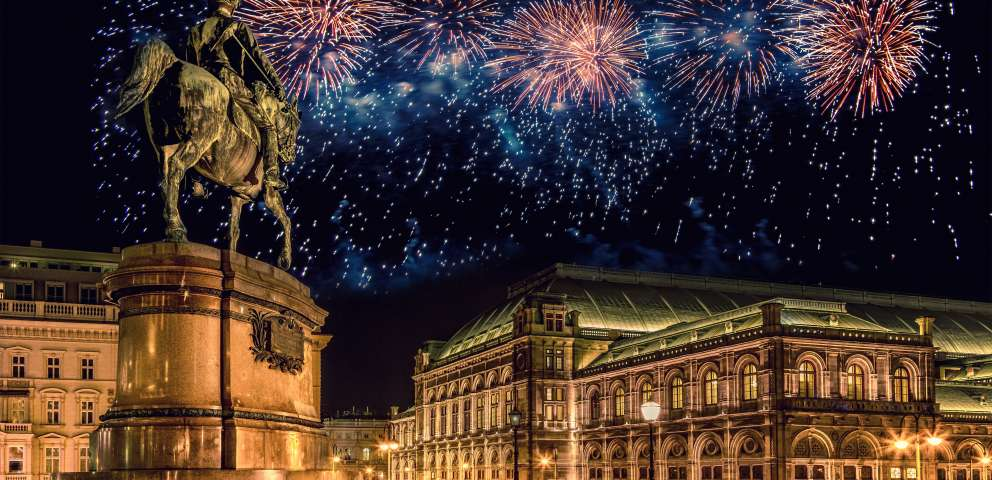 Viena - Revelion 2022